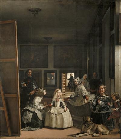 Las meninas, o La familia de Felipe IV