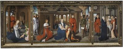 Natividad. Adoración de los Reyes Magos. Purificación