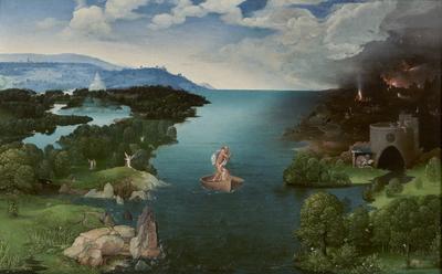 El paso de la laguna Estigia