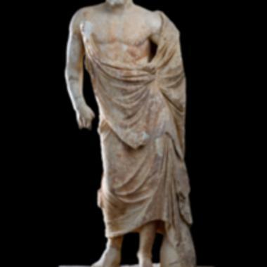 Άγαλμα Ασκληπιού [Λ 135]