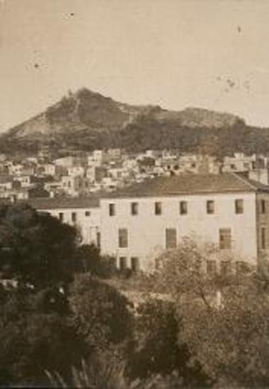 American School of Classical Studies Athens. Loring Hall.