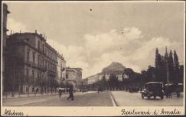 Attica, Athens, Amalias Boulevard
