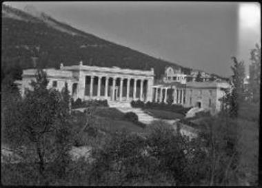 Athens, Gennadius Library