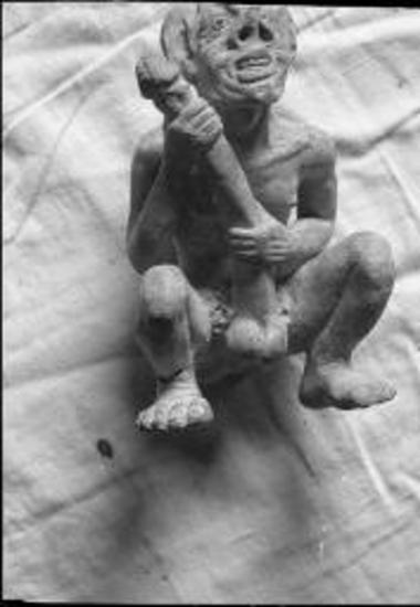 Marmara, Istanbul. Terracota figurines