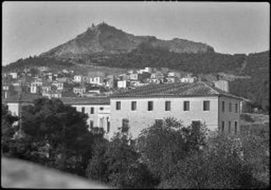 Athens, Loring Hall