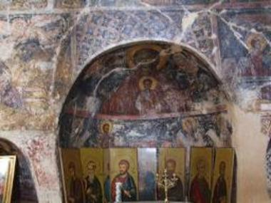 Ναός Αγίου Δημητρίου Φερεκάμπου (καθολικό ομώνυμης Μονής)