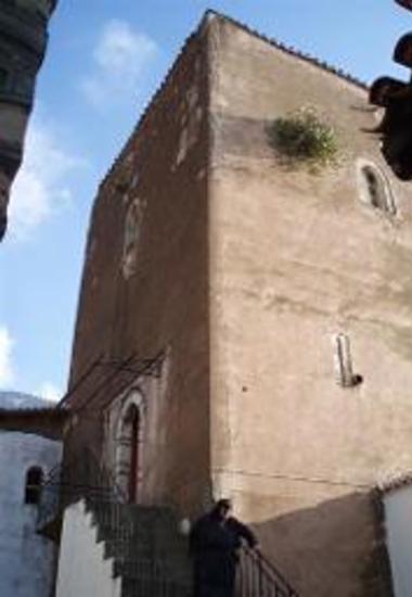 Πύργος στη Μονή Γαλατάκη