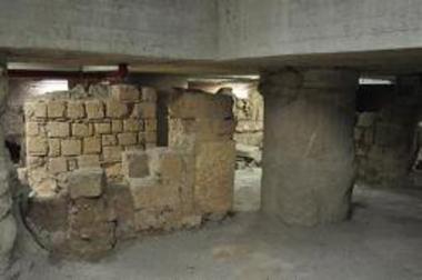 Αρχαιολογικός χώρος στο οικόπεδο Δικαστικού Μεγάρου
