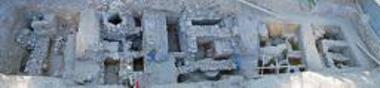 Ανασκαφή στο οικόπεδο επί των οδών Ερωτόκριτου, Ολύνθου και Σκαλκώτα