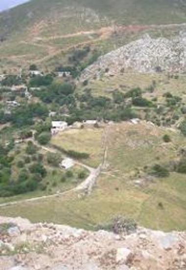 Τμήμα οθωμανικού υδραγωγείου