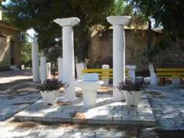 Πρωτοβυζαντινή βασιλική στο Πλατανάκι