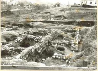 Εργαστήριο βαφής υφασμάτων μεσοβυζαντινών χρόνων, Θήβα