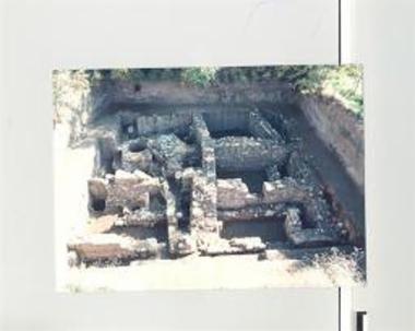 Εργαστήριο βαφής υφασμάτων μεσοβυζαντινών χρόνων, οδός Κασσάνδρου, Θήβα