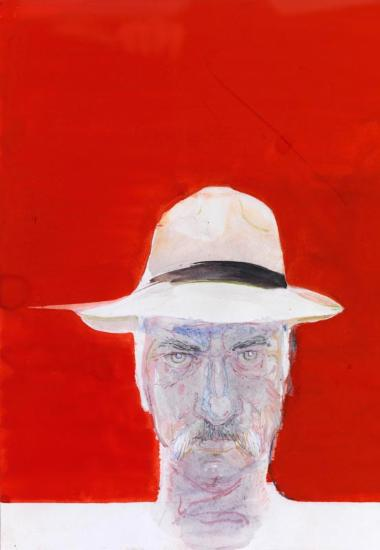Red with Hat