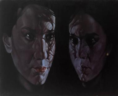Double Portrait – Mirror
