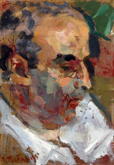 Portrait of Vlassis Frissiras