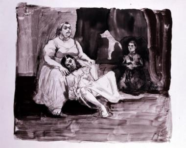 Jane Eyre Poetry and Story – The keeper