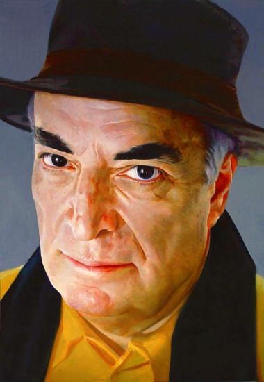 Portrait series No15 Mr Frissiras