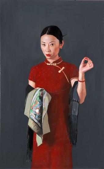 Shi Xiang Portrait