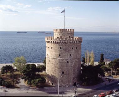 Λευκός Πύργος εξωτερική όψη