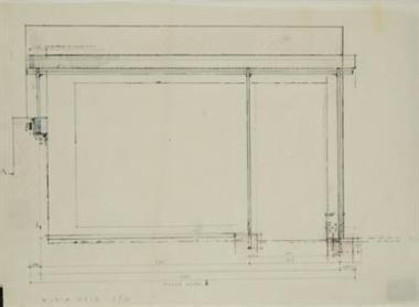 Κατασκευαστικά σχέδια κατοικίας και ατελιέ Γιώργου και Ελένης Ζογγολοπούλου