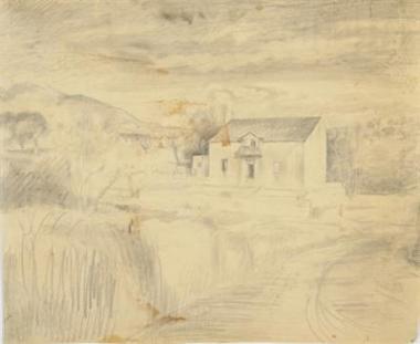 Σχέδιο κατοικίας Γιώργου και Ελένης Ζογγολοπούλου