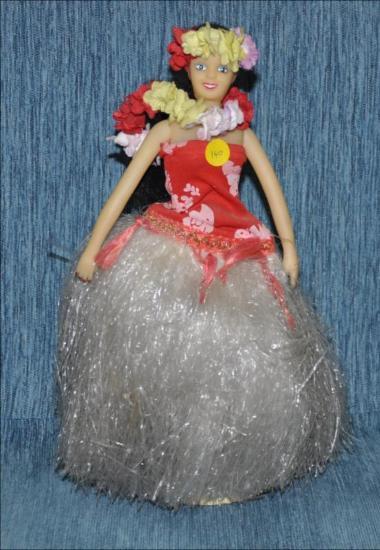 Hawaiian Hula dancing doll [Κούκλα]