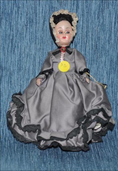 Italian doll : Florence nightingale 1820-1910 [Κούκλα]