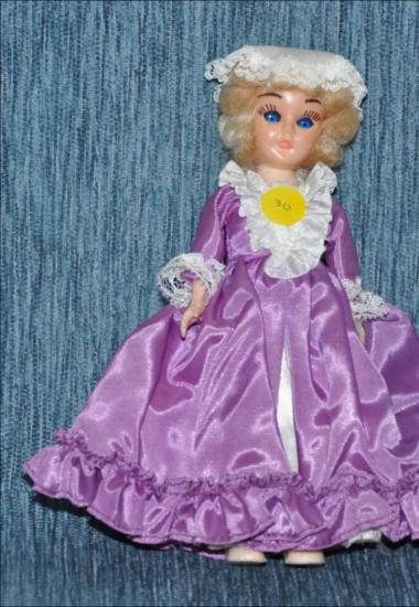 Vintage Martha Washington doll [Κούκλα]