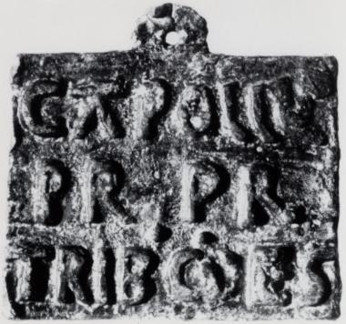 Achaïe II 036: Aδιάγνωστη