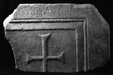 Achaïe II 286: Χριστιανική επίκληση