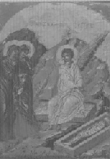 Γυναίκες στον τάφο (από 15 εικόνες Δωδεκαόρτου)