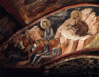 Προσευχή στο Όρος των Ελαιών, The Prayer on the Mount of Olives