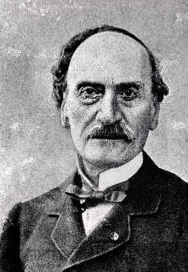 Παπαρρηγόπουλος Πέτρος