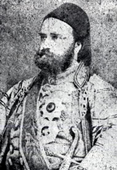 Μιχαήλ μπέης, Michail Bei