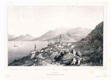 Η Δολίς στην επαρχία του Ζοριάτη στη Μάνη