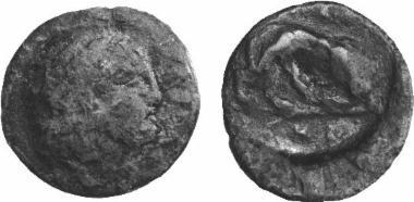 Χάλκινο νόμισμα Μακεδονικού βασιλείου, Βασιλιάς: Περδίκκας Γ'