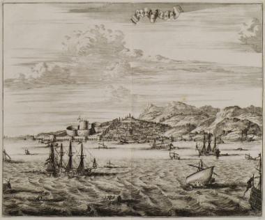 Άποψη της Σηστού με το λιμάνι.