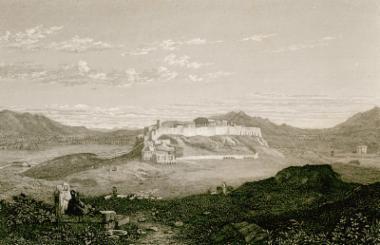 Άποψη της Αθήνας.
