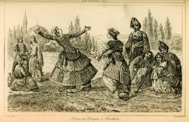 Χορός Τσιγγάνων.
