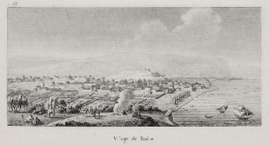 Άποψη της Μαδύτου (σημερινό Ετζέ Αμπάτ).