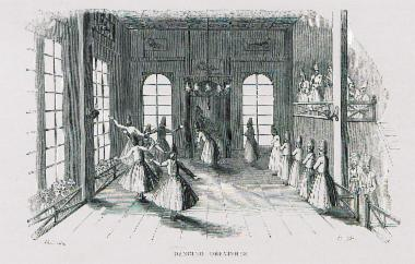Δερβίσηδες του τάγματος των Μεβλεβί στον Τεκέ του Πέρα στην Κωνσταντινούπολη.