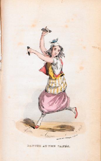 Νεαρός χορευτής.
