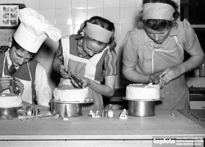 Cooking in   Classroom