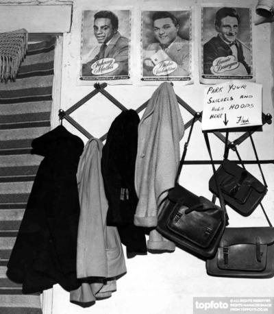 Coats and Satchels