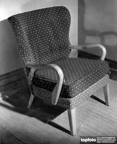 Fireside armchair