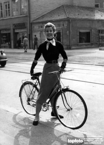 Fashion for cycling