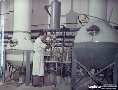 Perfume manufacture