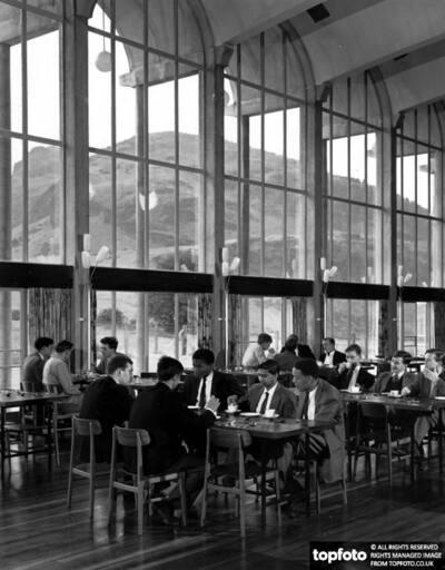 Dining Hall at Holland House