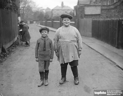 Fat boy of Petersham